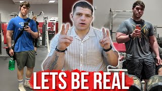 Exposing Zach Attacks Fat's Recent Weight Gain...