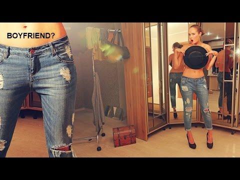 Джинсы бойфренды. Как использовать джинсы для создания необычного образа? Часть 1 Маха Одетая