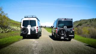 Exclusive Outfitters Mercedes Sprinter 4X4(Exclusive Outfitters in action again! MBZ EO 4X4., 2017-01-13T21:54:15.000Z)