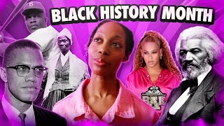 Black history month 2021/ The origin/ And the powerful people who contributed to black history🙌🏽