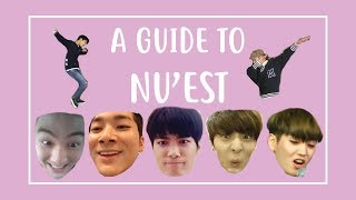 a guide to nu'est