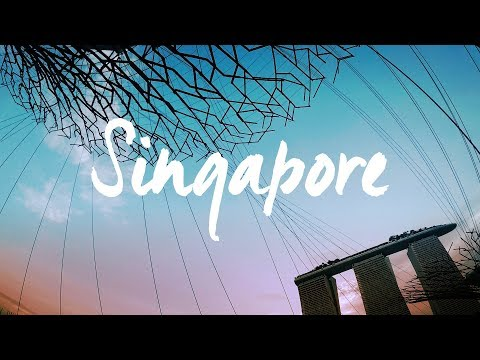 Singapore Travel Video 2017 - Gopro Hero 5