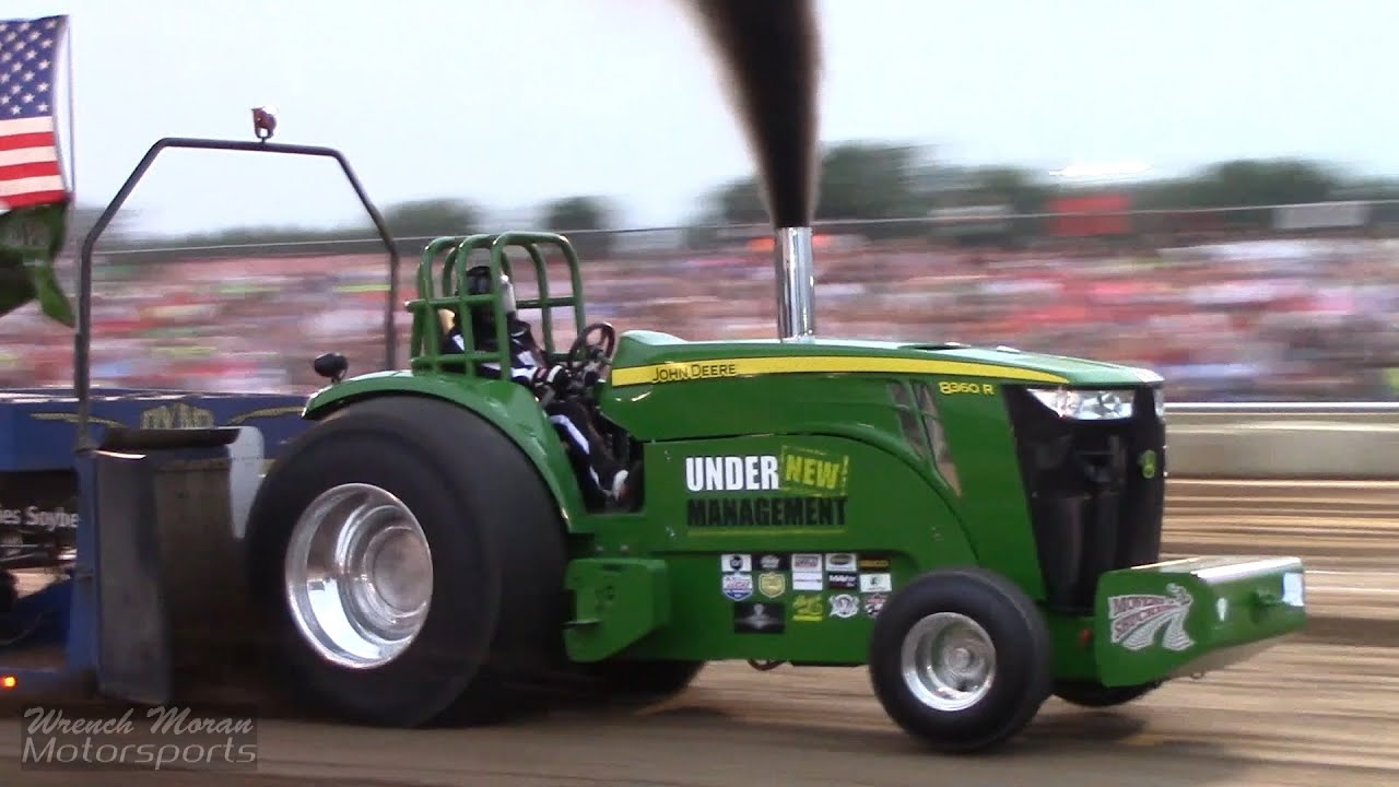 Pro Stock Pulling Tractors : Pro stock diesel pulling tractor under new management