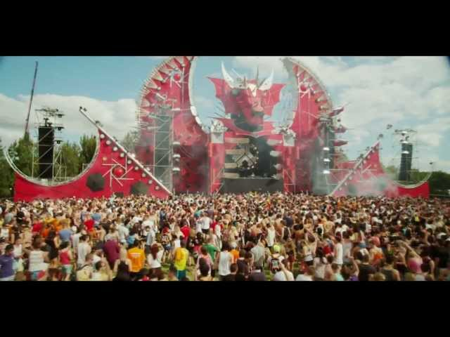 This was the year of Hardstyle New Years Edition 2012-2013