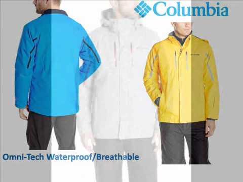 Columbia Sportswear Men s Cubist IV Jacket - YouTube c225225d92