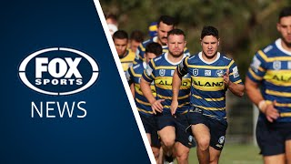 Mitchell Moses says Eels are keen to emulate 80s side | Fox Sports News