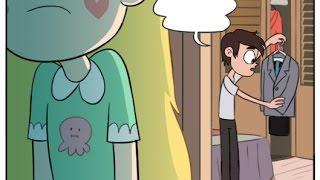 Star y Marco Distanciados Comics en Español - Moringmark