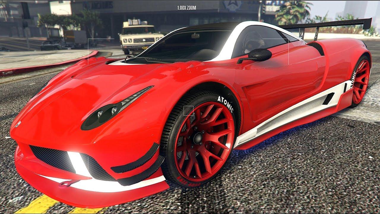 GTA 5 Online Most Expensive Supercar PEGASSI OSIRIS   YouTube