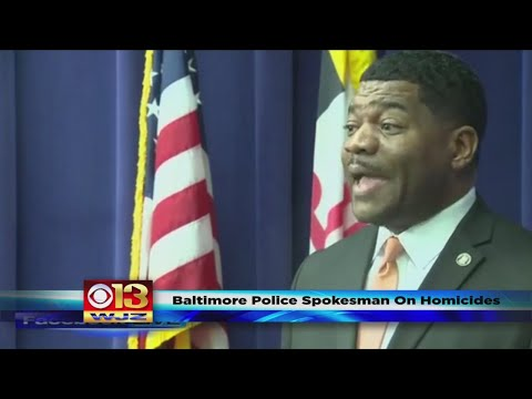 Police Spokesman Whose Brother Was Murdered: 'Unnecessary' Baltimore Violence 'Pissing Me Off'