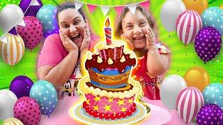 Maria Clara MC Divertida e o Aniversário Surpresa da Mamãe   Happy Birthday Surprise Party