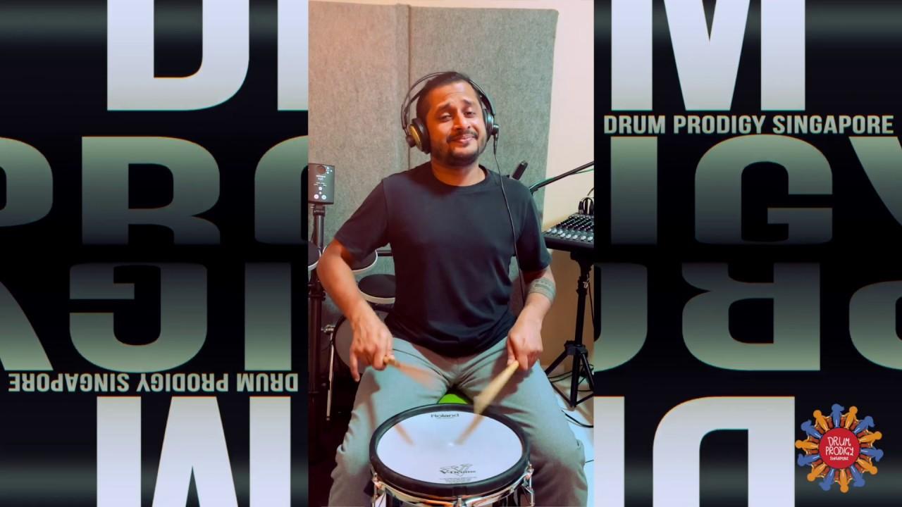 Let the Rhythm Unite | Stay Home Virtual Drum Ensemble