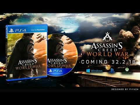 Assassin's Creed World War | Concept Cover Art