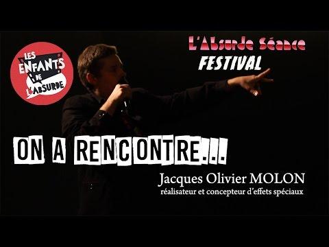 Les Enfants de l'Absurde - On a rencontré...Jacques Olivier MOLON