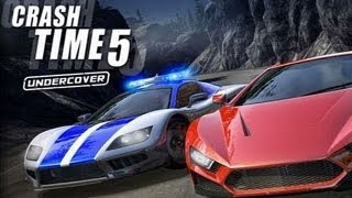 Crash Time 5 - Undercover ( PC ) Demo Gameplay 1080p