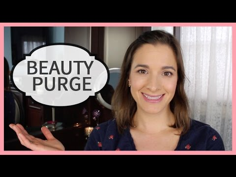 Beauty Purge | Toiletries & Cosmetics