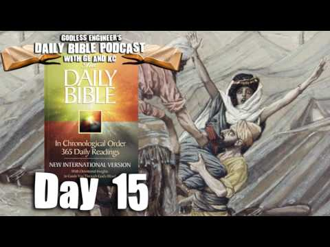 The Perilous Story of Dinah, Jacobs Daughter || GE's Daily Bible Podcast Day 15