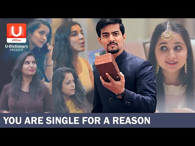 You are Single for a Reason | Aashqeen