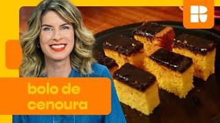 Bolo de cenoura | Rita Lobo | Cozinha Prática