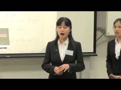 HSBC Asia Pacific Business Case Competition 2013 - Round2 D2 - CUHK