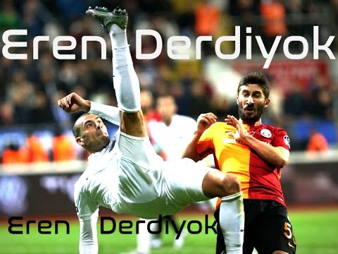 Eren Derdiyok - Kasımpaşa 2015/2016 [Goals,Skills,Assist]ScouTR