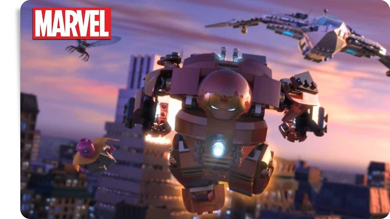 LEGO Marvel Super Heroes: Avengers Reassembled! - Teil 5 | NEU auf Marvel HQ Deutschland