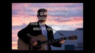 Tu Eres Mi Sueño- Fonseca letra - lyrics