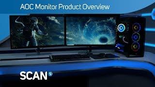АОС Q3279VWF 1440р 75 Гц ігровий монітор - огляд