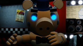 ROBLOX FNAF FREDDY JUMPSCARE - Roblox Freggy Piggy