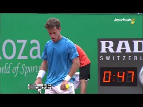 Roger Federer vs Diego Sebastian Schwartzman FULL MATCH HD ISTANBUL 2015 PART 2