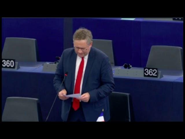 Gilles Lebreton sur le renforcement des droits des citoyens européens