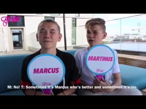 Who is Who? ~ Marcus and Martinus ~ English sub!