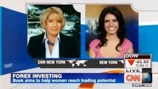 Making Money in Forex: Kiana Danial of Invest Diva on CNN