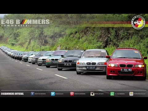 Touring Gathering Inauguration BMW E46 BIMMERS COMMUNITY