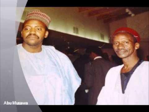 Bawa Direba (Dr. Mamman Shata)