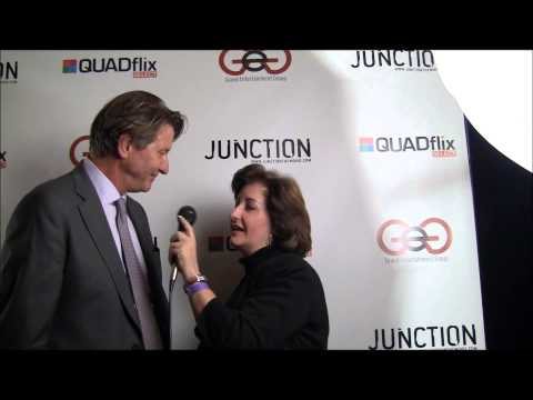 Junction movie red carpet  with Brett Cullen