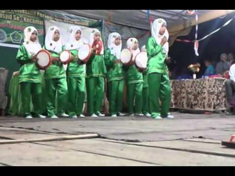 Group Qasidah Cilik Maruang