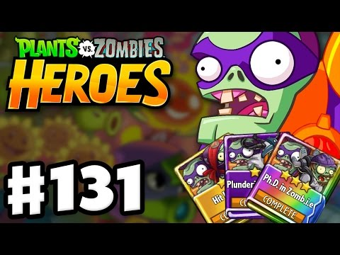 Super Brainz STRATEGY DECKS! - Plants vs. Zombies: Heroes - Gameplay Walkthrough Part 131