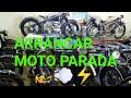 TUTORIAL | Cómo ARRANCAR MOTO PARADA hace AÑOS. Test chispa bujía, cargar batería, carburador