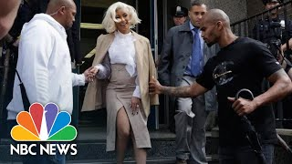 Cardi B Cooperates With NYPD In Connection With Strip Club Fight | NBC News