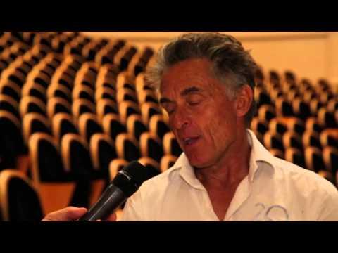 Interview Gérard Holz Théatre- Le malade imaginaire Molière