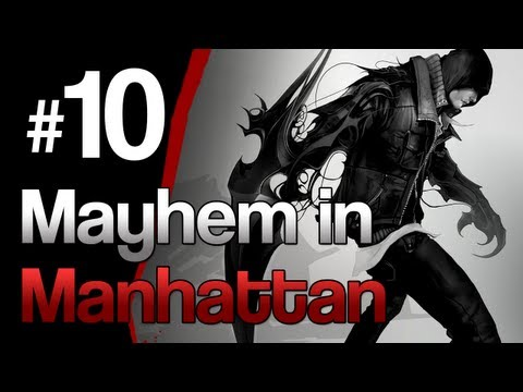 [10] Mayhem in Manhattan (Prototype w/ GaLm)