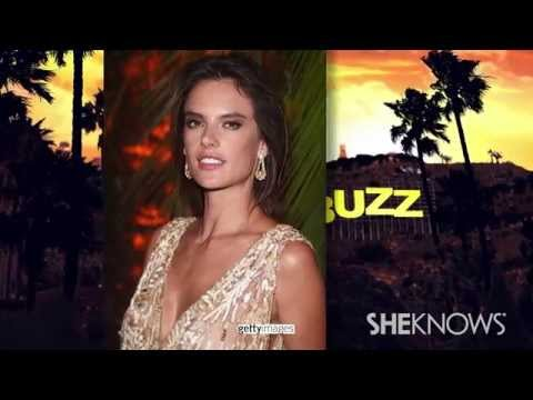Alessandra Ambrosio Shares the Real Secret to Getting a Bangin' Butt - The Buzz