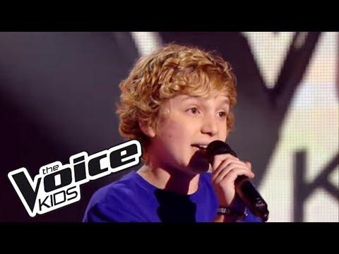 Dans Un Autre Monde - Céline Dion | Benjamin | The Voice Kids 2014 | Blind Audition