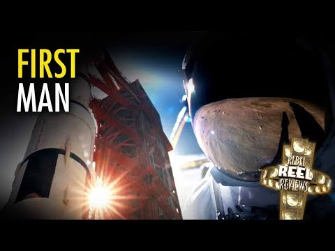 """First Man"": Great movie with one small misstep 