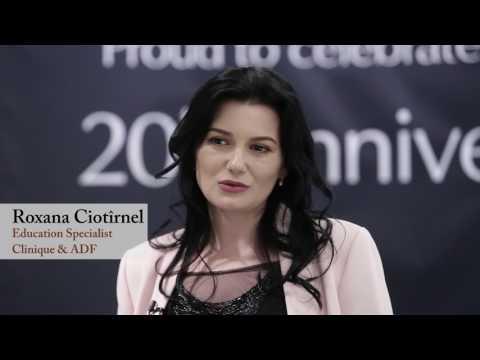Estee Lauder Romania & Self Trust Academy - #esteeteam #greatteam #20years
