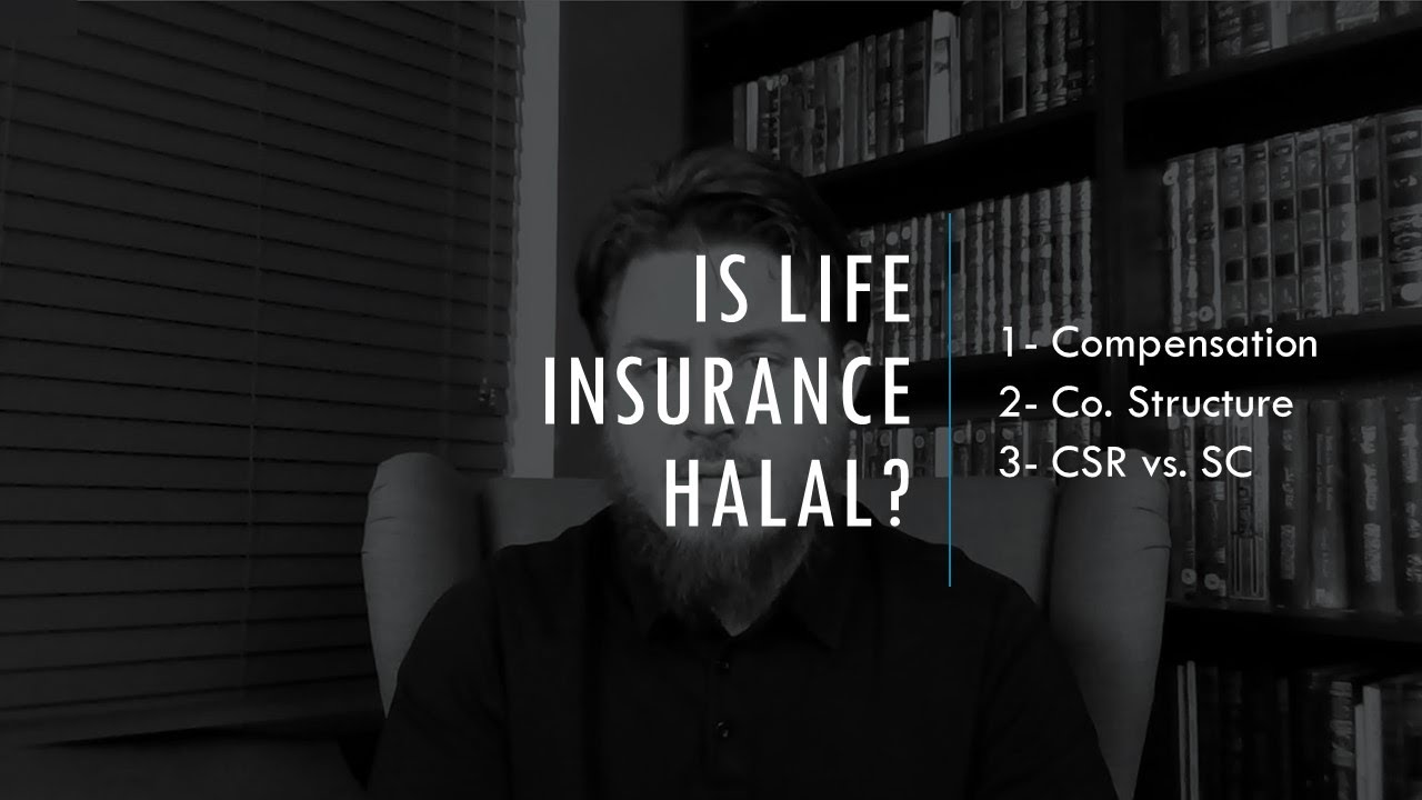 Image result for is the life insurance halal in Islam?