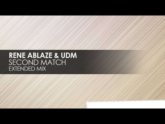 Rene Ablaze & UDM - Second Match