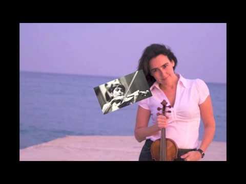 Béla Bartók:Violin Concerto Nr.1 Part 2 Eszter Haffner Live