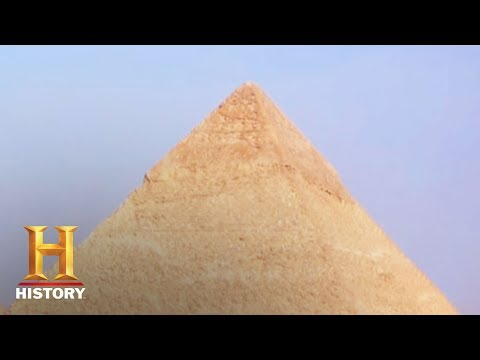 Ancient Aliens: What are the Pyramids | History