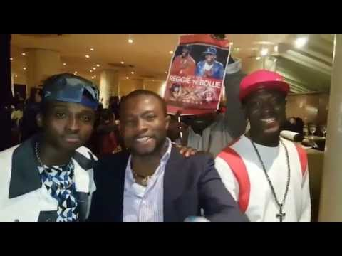 DJ Tonga of SAHARA RADIO UK with Reggie & Bollie - Week 3